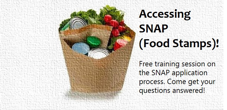 Accessing SNAP! Philadelphia Benefits Access Coalition